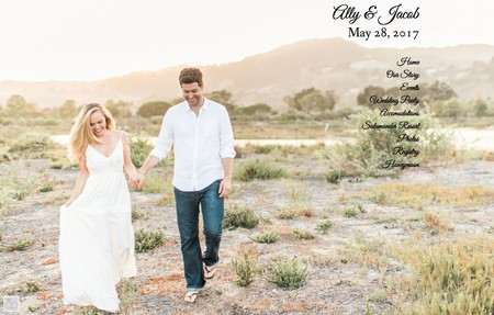 Ally ramser jacob teixeira wedding website