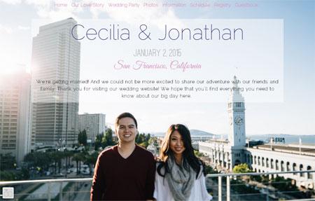 Cecilia jonathan