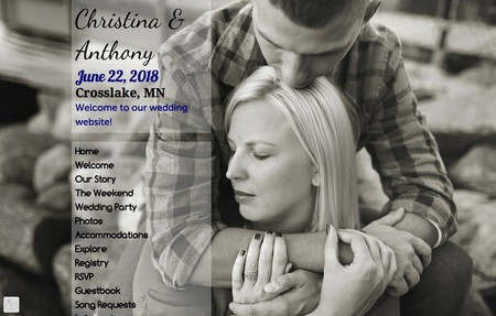Christina anthony