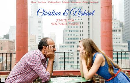 Christina-nishant