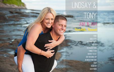 Lindsay tony