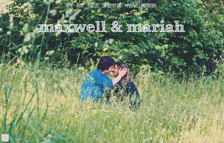 Maxwell mariah