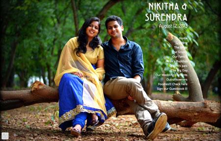 Nikitha surendra